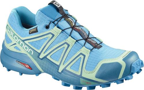 Salomon Speedcross 4 GTX scarpe da corsa Donna rosso/turchese UK 5,5 / EU 38 2/3 2018 Scarpe da Trail Running